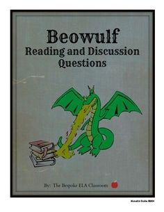 These Beowulf question sets take students through a close reading of the major parts of the poem and account not only for plot but also comprehension and interpretation as well.  Answer keys included with extended analysis and textual evidence to take your class discussion to a deeper level!  These questions can also be found in my MEGA BEOWULF BUNDLE with 25 lessons and activities/ 108 pages including answer keys!