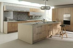 Fitted Kitchen Range | Kitchens | Bedrooms | Bathrooms | DM Design - Premier - Montana Larch