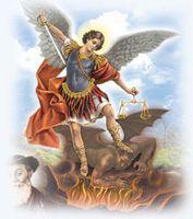 imagenes de san miguel arcangel | La siguiente oración está extraída del material exclusivo de los ...
