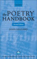 The Poetry Handbook:  a guide to reading poetry for pleasure and practical criticism http://library.sjeccd.edu/record=b1161948~S1