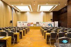 Sala konferencja hotel InterContinental Warszawa