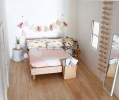 The Little Linzi Dollhouse Project on www.childmagsblog.com