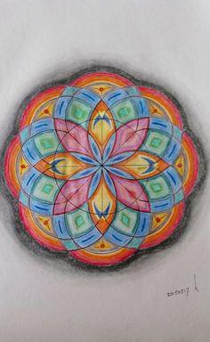 Geometric drawing 01