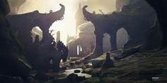 ancient ruin concept - Google Search
