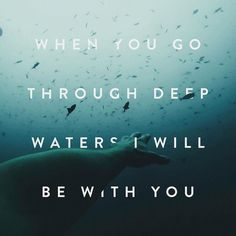 """In Isaiah we read """"When you pass through the waters I will be with you; and when you pass through the rivers they will not sweep over you."""" He never promises us that we won't go through hard times but when we do he will be with us. He's not a God of restrictions and holding us back but a God that teaches us how to swim. : @unsplash  #ywam #ywamcos #meetthemoment #liveauthentic #socality #socalitycolorado by ywamcos http://bit.ly/dtskyiv #ywamkyiv #ywam #mission #missiontrip #outreach"""