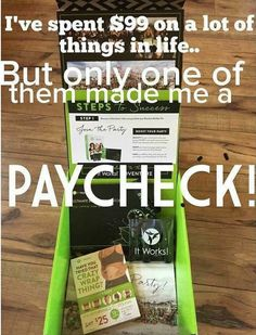 Become an itworks distributor with me and my team  work from home stay at home mom earn extra income change your life