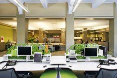 Office Design, Innovative Office Floor Plans: Innovative Office Design ...