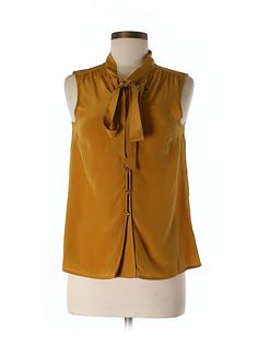 Check it out—Marc by Marc Jacobs Sleeveless Silk Top for $38.99 at thredUP!