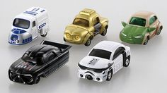 Sorry, Hot Wheels, We Prefer These Wacky Star Wars Die-cast Cars Instead