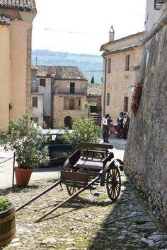 Motogiro D'Italia, Castello di Casigliano