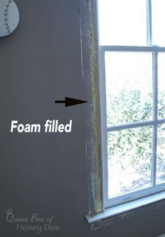 How+to+Insulate+Drafty+Windows+(Permanently)!