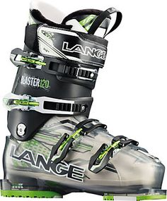 Awesome new Ski Boots