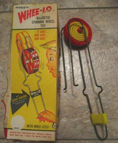 I played with this exact one at my grandparents. 1960's