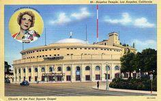 Angelus Temple 1942