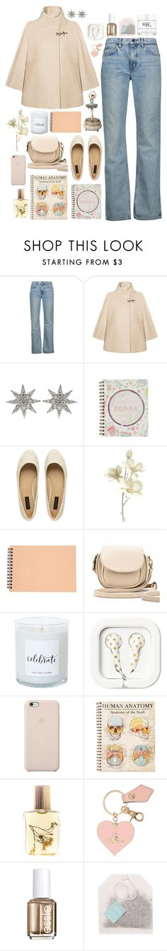 """Zoey"" by pastel-invitation ❤ liked on Polyvore featuring Helmut Lang, FAY, Bee Goddess, Forever New, Pier 1 Imports, Muji, BeiBaoBao, Black Apple, Flidais Parfumerie and Vivienne Westwood"