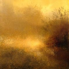 Reflections in a Golden Pond by Maurice Sapiro