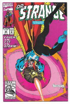 Doctor Strange No.43 Pub. Marvel 1992 Geof by GrrlPickers on Etsy
