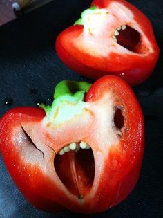 crying paprika