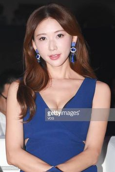 Model Lin Chi-ling attends a commercial activity on September 2017 in Beijing, China. Lin Chi Ling, Beijing China, Commercial, September, Beautiful Women, Activities, Model, La Perla Lingerie