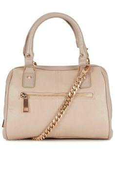 Medium Flat Chain Bowling Bag - Bags & Purses - Bags & Accessories - Topshop