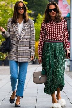 2e068e12fa07 Plaid Blazers Are Your  1 Fashion Trend This Fall