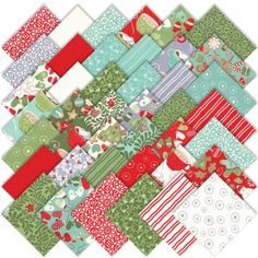 Moda Kate Spain In from the Cold Charm Pack, Set of 42 5-inch (12.7cm) Precut Cotton Fabric Squares Moda Fabrics,http://www.amazon.com/dp/B00BXOHM12/ref=cm_sw_r_pi_dp_p2tGsb0PS3ET64M8