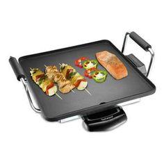 Plancha De Table Teppan yaki grill - plancha Techwood
