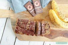 Koffie bananenbrood met chocolade