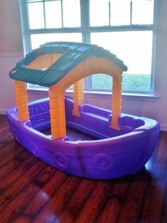 Noah's Ark Little Tikes Toddler Bed | eBay