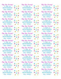 FREE - Behavior Clip Chart Outstanding Sticker for kids that get to the top of your clip chart Kindergarten Behavior, Classroom Behavior Management, Class Management, Kindergarten Activities, Preschool, Behavior Clip Charts, Behaviour Chart, First Grade Classroom, Classroom Fun