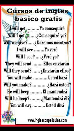 190 Cursos De Ingles Clases De Ingles Gratis Ideas In 2021 Learning Spanish Learn English How To Speak Spanish