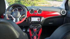 Opel ADAM Slam Interior http://autophorie.de/2012/11/23/neuer-opel-adam-fahrbericht/