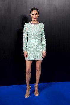 Las mejor vestidas de la semana - Jennifer Connelly - Giambattista Valli