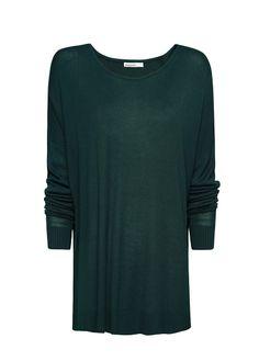 MANGO - Vestido estilo camisola