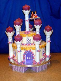 Aladdin cake :)