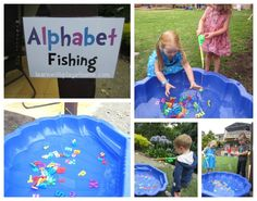 Learn with Play at home: Alphabet Party