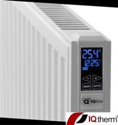 chytré elektrické akumulační radiátory IQ-AR