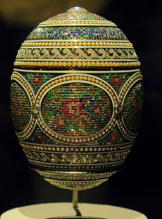Tzars Of Russia Faberge Eggs | ... extraordinary of faberge s imperial easter eggs the mosaic egg retains