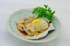 日式烤扇贝