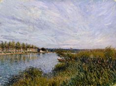 Buy art prints of this amazing painting by Alfred Sisley on Tallenge Store. Available as posters, digital prints, canvas prints, canvas wraps and more. Best Prices. Free shipping. Cash on Delivery.