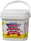 Happy Campers Organic RV Holding Tank Treatment - 64 treatments - Products Lists of Tools and Hardware Diy Camper, Truck Camper, Rv Campers, Camper Trailers, Happy Campers, Camper Ideas, Travel Trailers, Camper Storage, Travel Camper