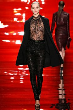 Reem Acra | Fall 2012 Ready-to-Wear Collection | Style.com