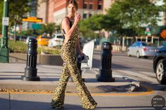 #New on #STYLEDUMONDE http://www.styledumonde.com with @hannelim #HanneliMustaparta at #newyork #fashionweek #nyfw #outfit #ootd #streetstyle #streetfashion #streetchic #streetsnaps #fashion #mode #style