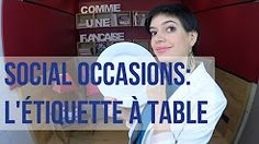 comme une francaise food - YouTube