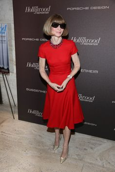 Anna Wintour Photos - 35 Most Powerful People in Media Celebration - Zimbio