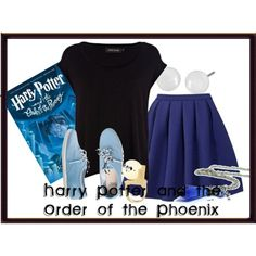 Harry Potter and The Order of the Phoenix by J.K Rowling