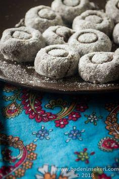 Glutensiz Şekersiz Mantar Kurabiye