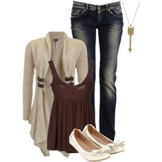 """casual (2)"" by purple-fluffy-panda on Polyvore"