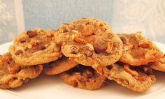 The Alchemist: Pretzel, Chocolate Chip, and Caramel Cookies