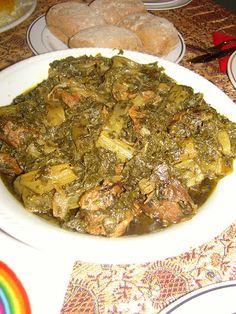 La mia cucina persiana: Il mio corso di cucina Persiana a Venezia con Khoresh Karafs (sedano)